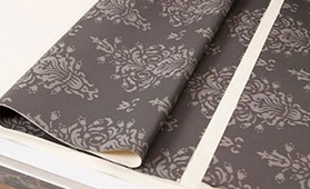 Виниловые обои на бумажной основе – правила и порядок поклейки обойного материала.